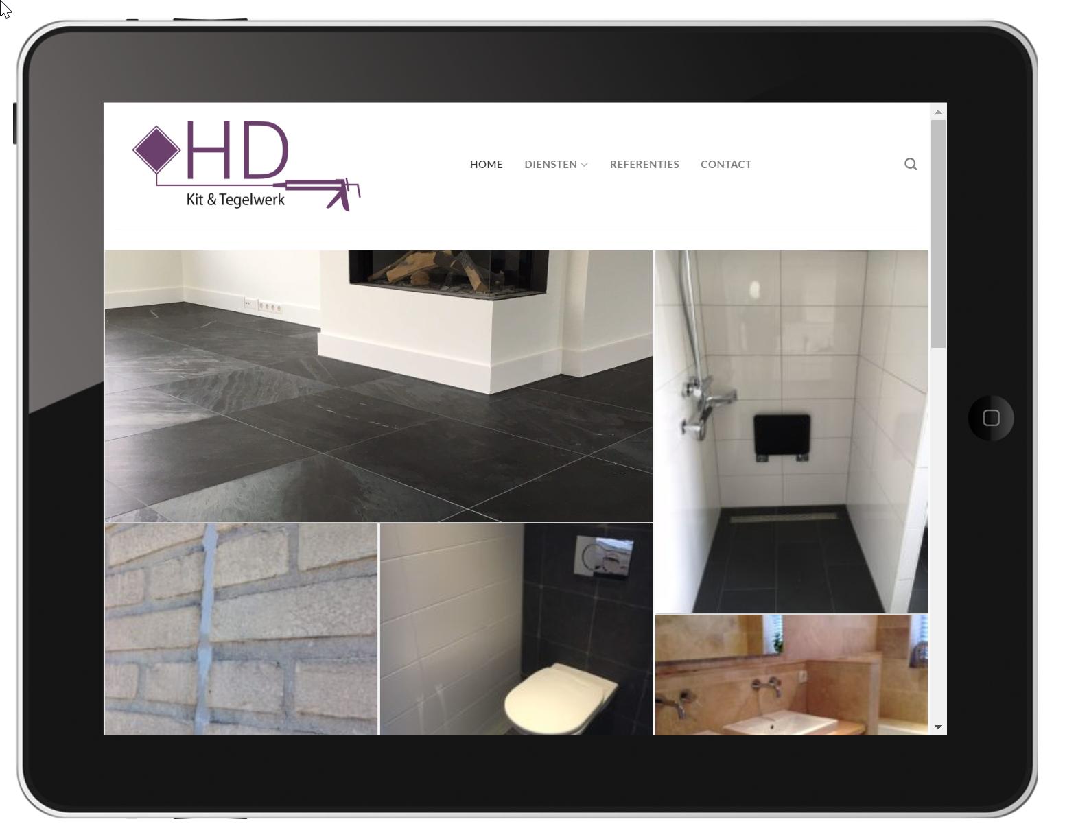 HD Kitwerk Ipad landscape