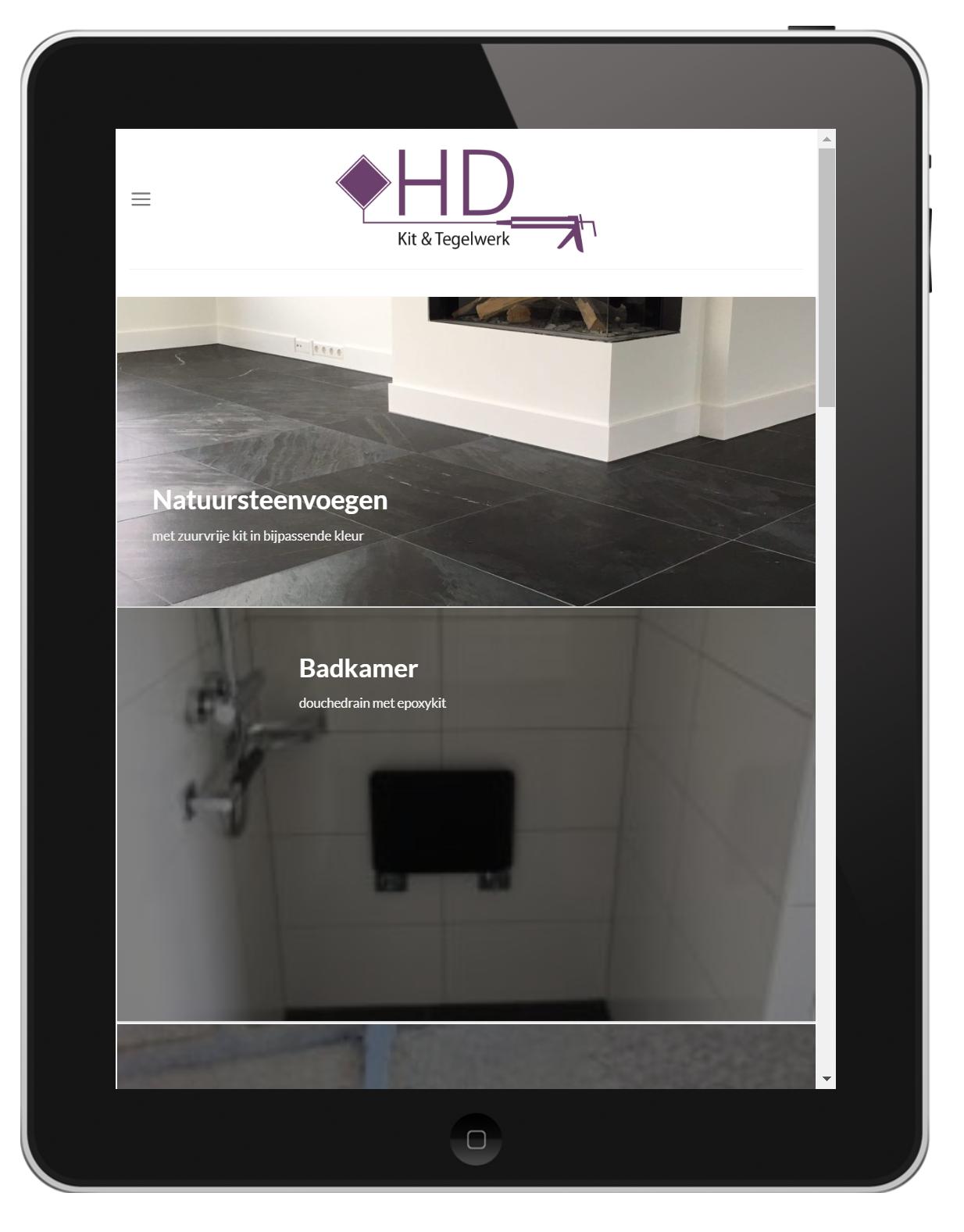 HD Kitwerk Ipad portrait